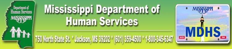 Mississippi Department of Human Services