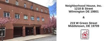 Neighborhood House Wilmington Office